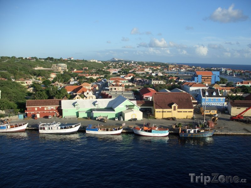 Fotka, Foto Město Willemstad (Curacao)