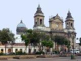 Metropolitní katedrála v Guatemala City