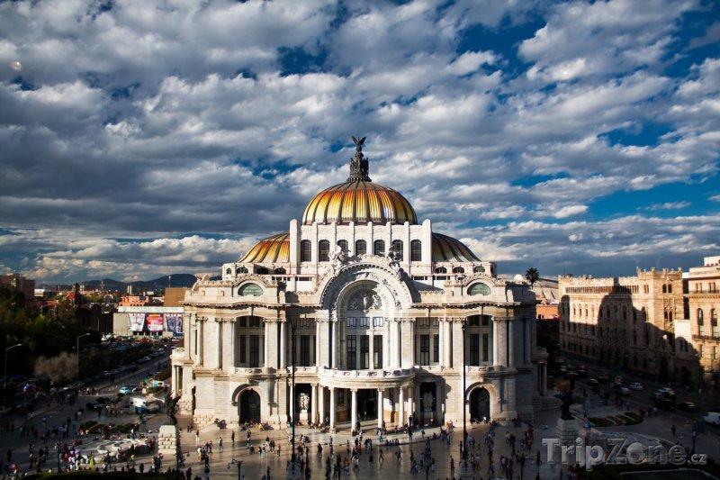Fotka, Foto Mexico City, muzeum výtvarných umění (Mexiko)