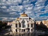 Mexico City, muzeum výtvarných umění