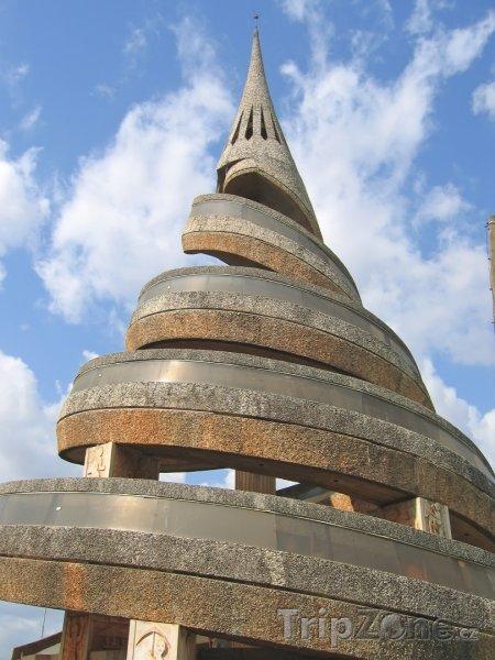 Fotka, Foto Moderní architektura v Kamerunu (Kamerun)