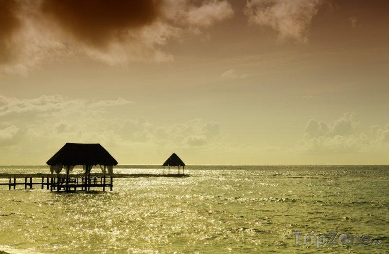 Fotka, Foto Mola u poloostrova Yucatán (Mexiko)