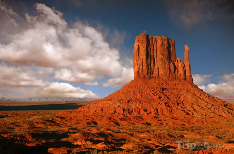 Fotka, Foto Monument Valley v Arizoně (USA)