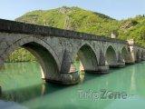 Most v městečku Višegrad