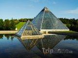 Muttart, botanická zahrada v Edmontonu