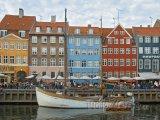 Nábřeží Nyhavn v Kodani