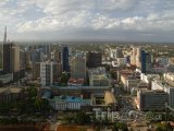 Nairobi panorama