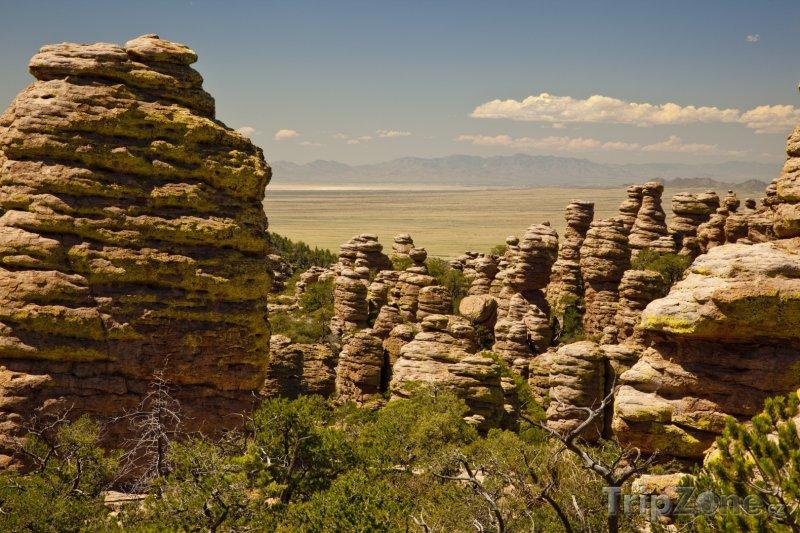 Fotka, Foto Národní monument Chiricahua (USA)