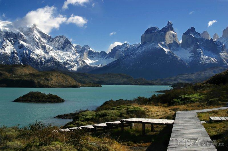 Fotka, Foto Národní park Torres del Paine (Chile)