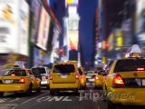 New York, provoz na Time Square