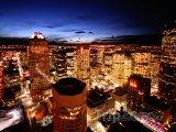 Noční Calgary