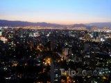 Noční Mexiko City