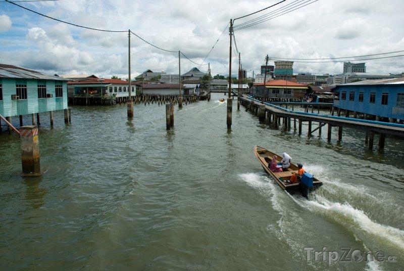 Fotka, Foto Oblast Kampong Ayer (Brunej)