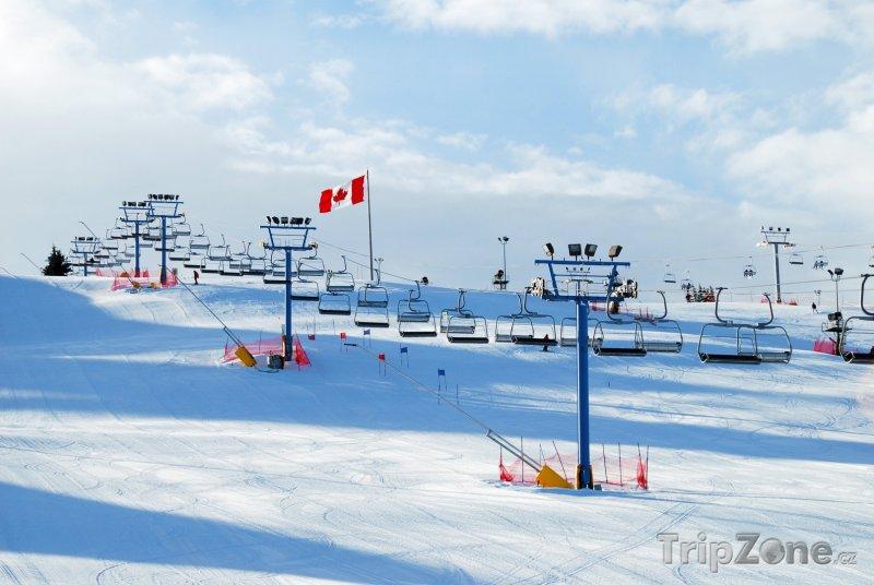 Fotka, Foto Olympijský park v Calgary (Kanada)