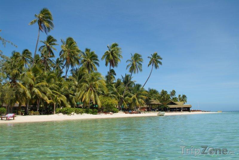 Fotka, Foto Ostrov Malolo (Fidži)