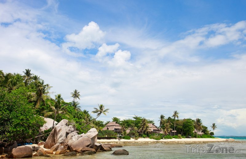 Fotka, Foto Ostrov v Indonésii (Indonésie)