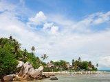 Ostrov v Indonésii