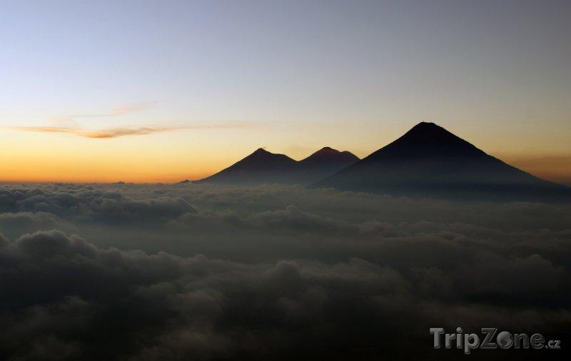 Fotka, Foto Pacaya, komplex vulkánů (Guatemala)