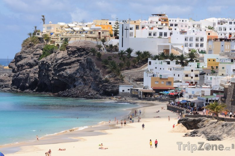 Fotka, Foto Pájara, obec na ostrově Fuerteventura (Španělsko)