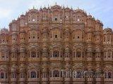 Palác Hawa Mahal v Džajpuru