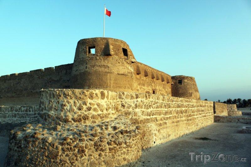Fotka, Foto Pevnost Arad (Bahrajn)