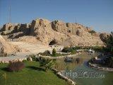 Pevnost Arg-é Bam ve městě Bam