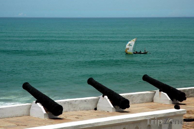 Fotka, Foto Pevnost Cape Coast Castle (Ghana)