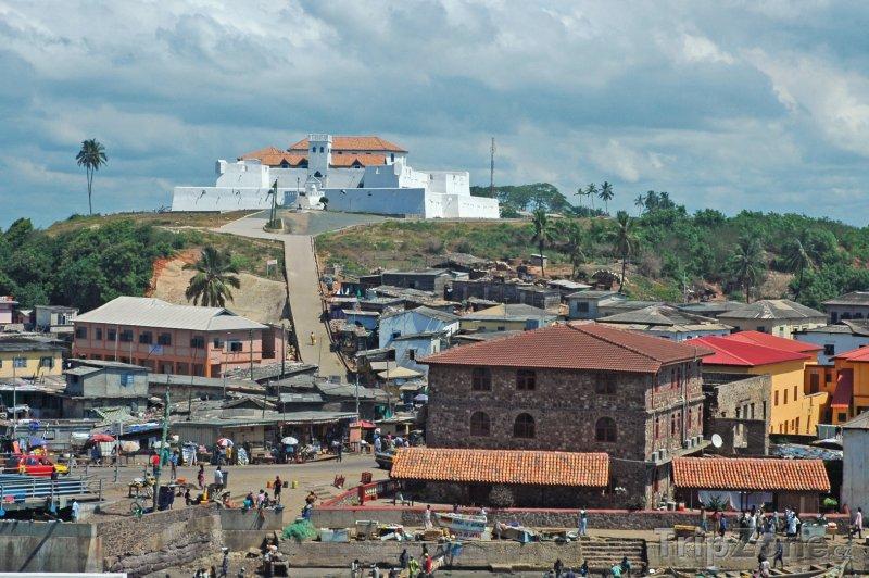 Fotka, Foto Pevnost Coenraadsburg (Ghana)