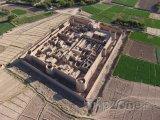 Pevnost Mehrpadin poblíž města Jazd