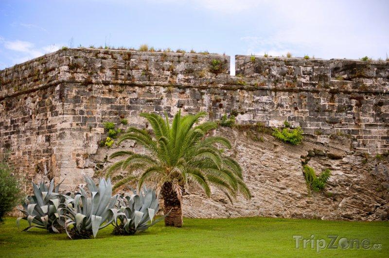 Fotka, Foto Pevnost (Bermudy)