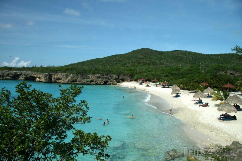 Fotka, Foto Pláž Grote Knip (Curacao)
