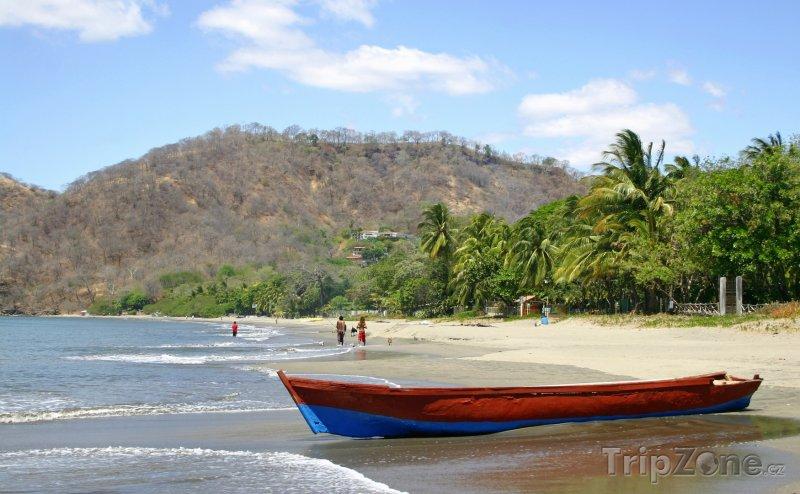 Fotka, Foto Pláž Hermosa v provincii Guanacaste (Kostarika)