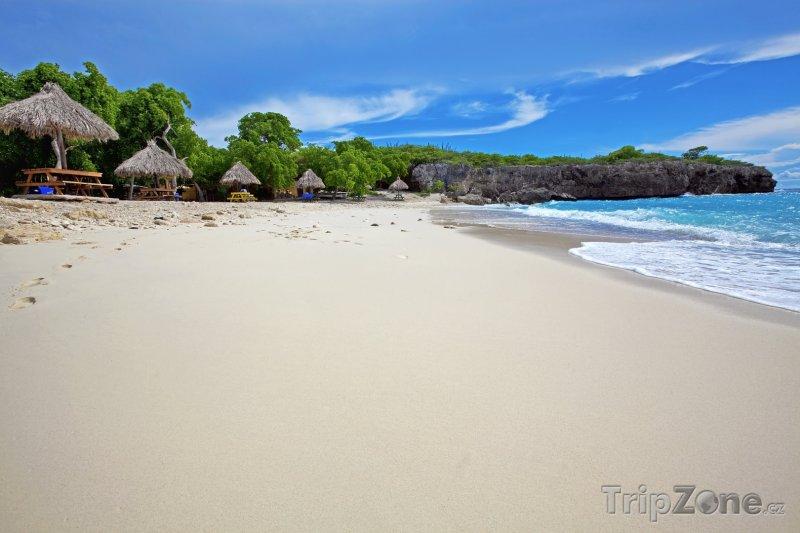 Fotka, Foto Pláž Kleine Knip (Curacao)