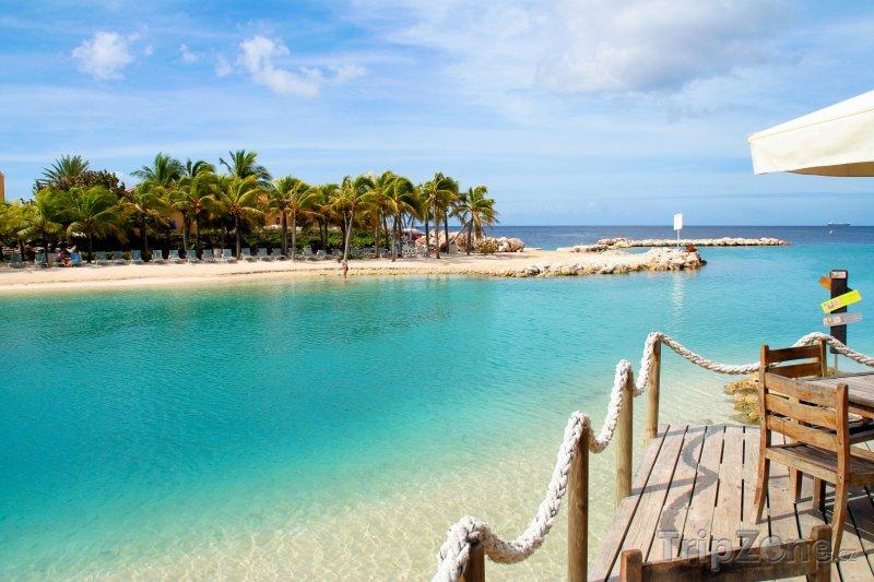 Fotka, Foto Pláž Sea Aquarium (Curacao)