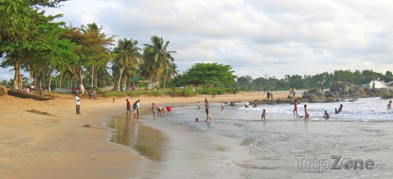 Fotka, Foto Pláž (Kamerun)