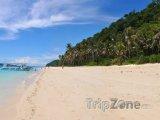Pobřeží ostrova Boracay