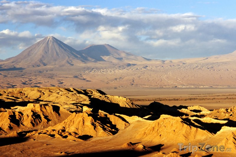 Fotka, Foto Poušť Atacama (Chile)