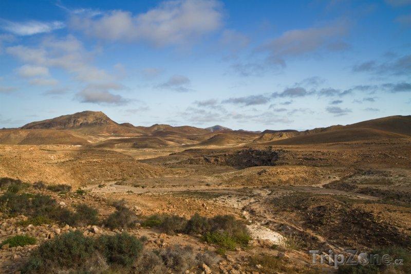 Fotka, Foto Pouštní krajina (Kapverdy)