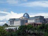 Prezidentský palác v Tbilisi