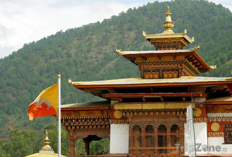 Fotka, Foto Punakha Dzong (Bhútán)