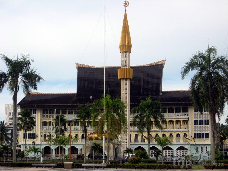 Fotka, Foto Radnice ve městě Bandar Seri Begawan (Brunej)