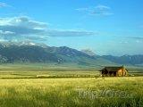 Ranč ve státě Montana