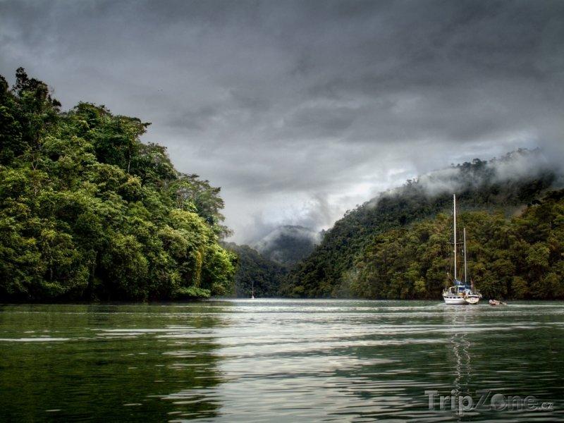Fotka, Foto Řeka Dulce (Guatemala)