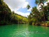 Řeka na ostrově Bohol
