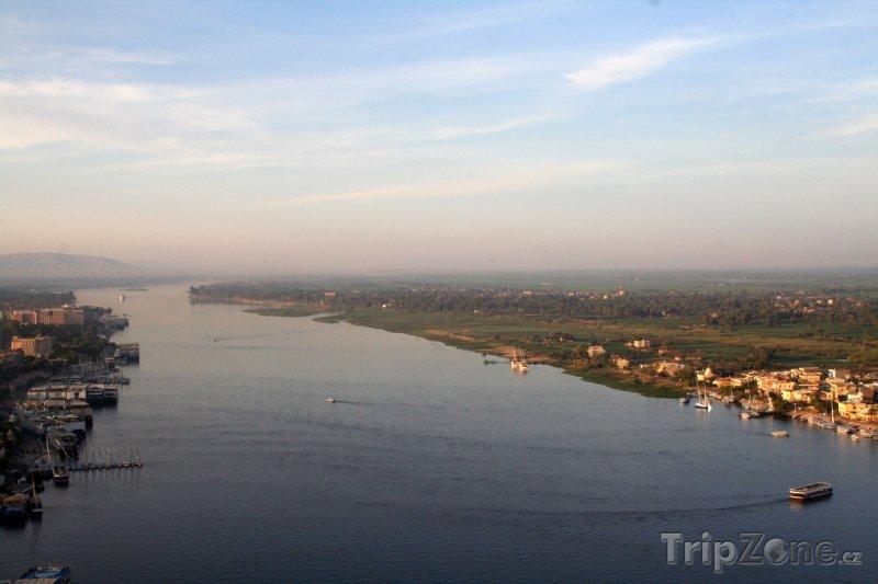 Fotka, Foto Řeka Nil (Etiopie)
