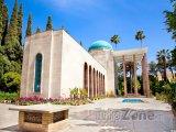 Sádího mauzoleum v Širázu