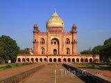Safdarjungova hrobka v Dillí