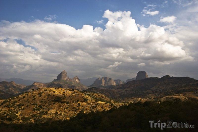 Fotka, Foto Simienské hory (Etiopie)