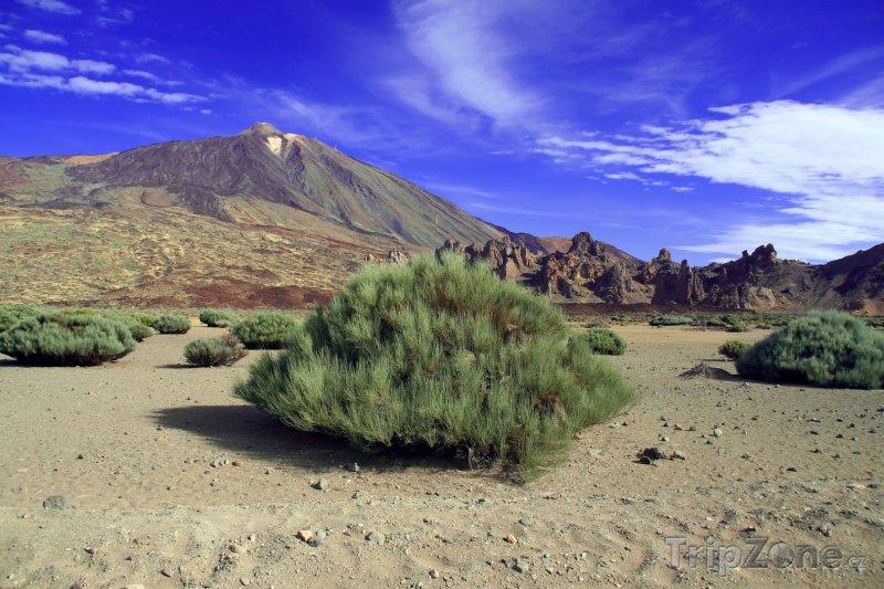 Fotka, Foto Sopka Pico de Teide na ostrově Tenerife (Španělsko)