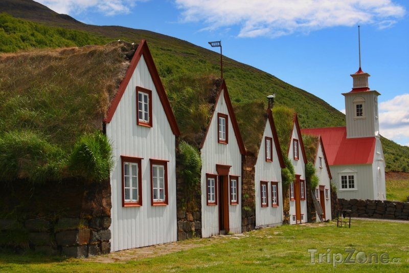 Fotka, Foto Stará fara (Island)